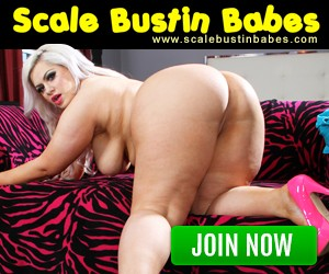 BBW porn stars in hot action at scalebustinbabes.com